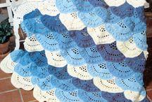 Crochet Afghan/Blanket Patterns / by CrochetMeLovely