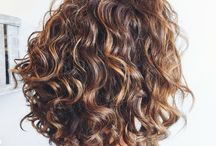 curly bobs