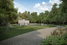 Project Aralia Debden Hall / Landscape Architecture, redeveloping an historic landscape