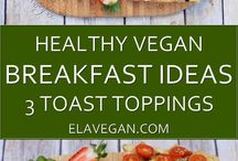 Vegan Toast Toppings