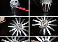 Metal / aluminium / jern