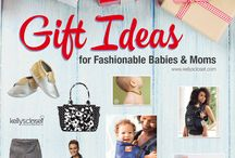 Gift Ideas for the Fashionable Mom & Baby