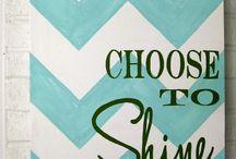 Sign ideas / by Christy Klenk-Wascher