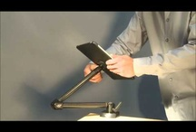 Mounting for iPad