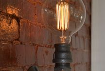 Industrial Lighting - Wall Sconce -