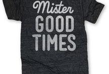 Printed T-shirts / Fashion