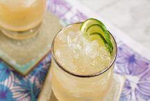Tequila + Mezcal Cocktails