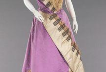 Victorian clothes 1890s