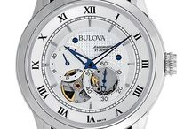 Bulova Watches / View collection: http://www.e-oro.gr/markes/bulova-rologia/