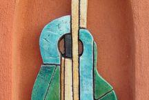 κιθάρα κεραμικη