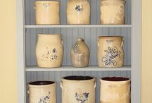 ~Crocks Collections~ / ~Essential in the Early Days~ / by Sandra Williams Smith