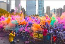 Colour Run!!!!! :D
