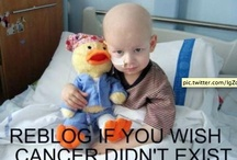 Wish cancer didn't exist.