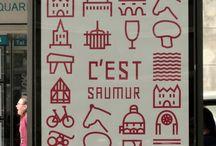 Saumur, France / Saumur, France