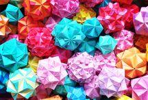 Trabalhos Casa de Origami