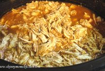 Crockpot recipes / by Jill Boucher