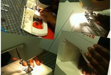 Sewing Basics / Only 12 hours of class time (three consecutive 4-hour days)! / by Arlene Randolph
