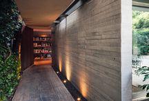 Interiors + Entrance