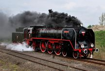 Steam, steampunk and steam locomotive