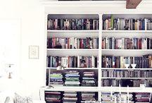 I Library & bookshelf II Przechowywanie książek I
