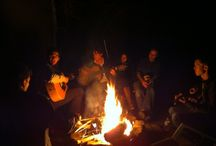 Beautiful Campfires / Just a collection of beautiful mesmerizing camp- and bonfires.