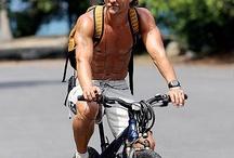 Znani i lubiani na rowerze