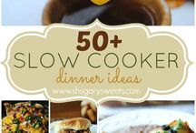 Slow Cooker Recipes / by Karen Puleski