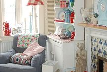 Cottage Style Interiors / by Elizabeth Astin