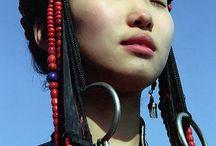 Mongolian/Mongoloid beauty