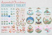 Creative Market Shop DESIGNbook / digital templates for sale