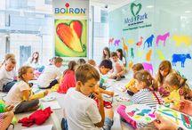 Omeoart negli ospedali / Omeoart, Associazione Culturale Boiron