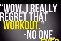 Fitness - Motivation / by Elizabeth Chase