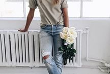 Jeans and nice casual outfit 2018