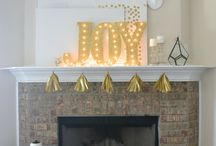 :: Fireplaces / fireplace inspiration for the home decorator and designer