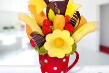 Z ovoce, čokolády
