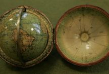 Globes of the Earth & Sky / Celestial and Terrestrial Globes