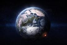 • gaia + cosmos • / • mother earth, daughter of chaos + cosmos •