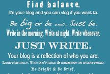 Bloggy Quotes