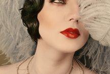 20's 30's make up inspiration