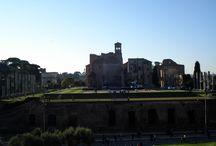 Foro de Roma. Italia.