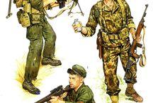 Militaria - Żołnierze
