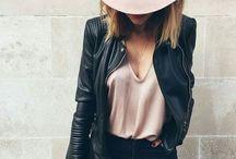 HTW Leather Jacket