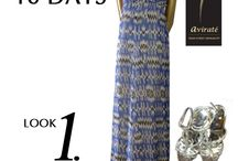 10 DAYS 10 LOOKS / Purchase complete looks for less!       Offer valid from the 21st - 30th September 2013!