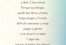 Poemas y letras