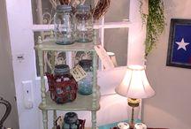 Yesterdays Treasures / Home decor