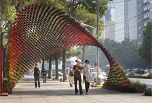 Urban Installations / Temporary Urban Installations Which Makes a Difference