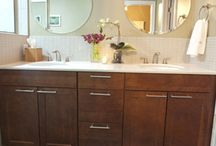 Bathroom Ideas / by Charlotte Hamrick