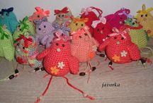 Háčkování (crocheting) - toy, dekoration / Trochu mého tvoření :-)