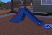 The SIms 4 || Toddler Functional Objects