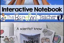 Interactive Notebooks PreK-1st